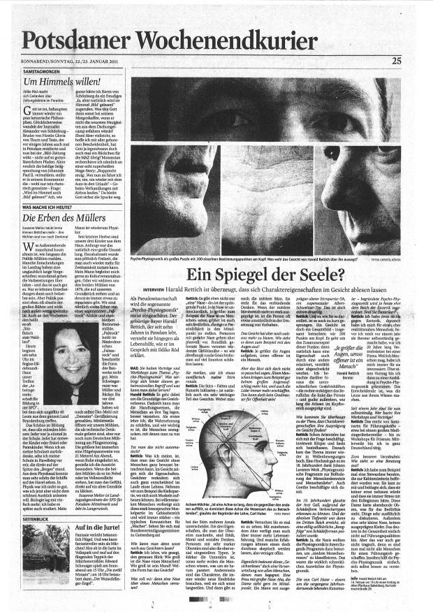 Märkische Allgemeine Artikel